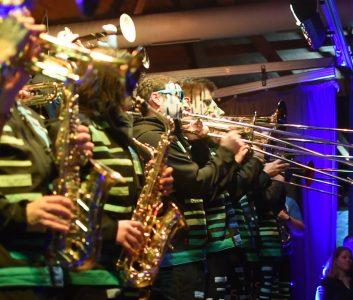 Monsterkonzert Internationales Guggenmusikfestival